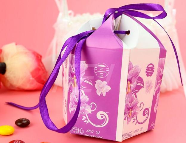 Печать фото на коробке конфет